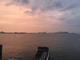 Manhatten from Staten Island