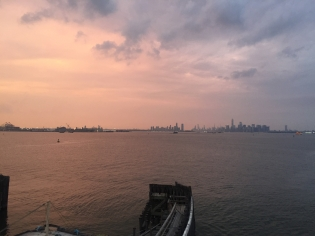 Manhatten from Staten Island